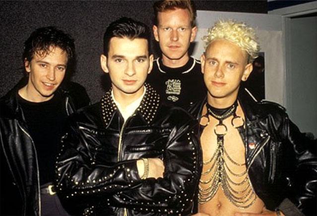 from Alonzo gay 80 artists depeche mode